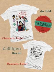 2013 goods T-Shirt(2種)