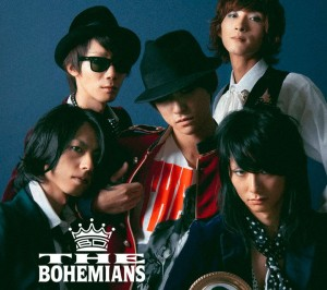 3rd Album「BOHEMIANS FOR LIFE」