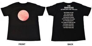 2014 goods BUM TOUR T-shirt