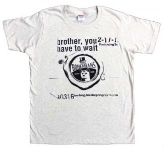 ジャケットツアーTシャツ(フロント)