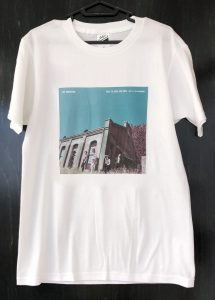 BEST Jacket TOUR Tシャツフロント