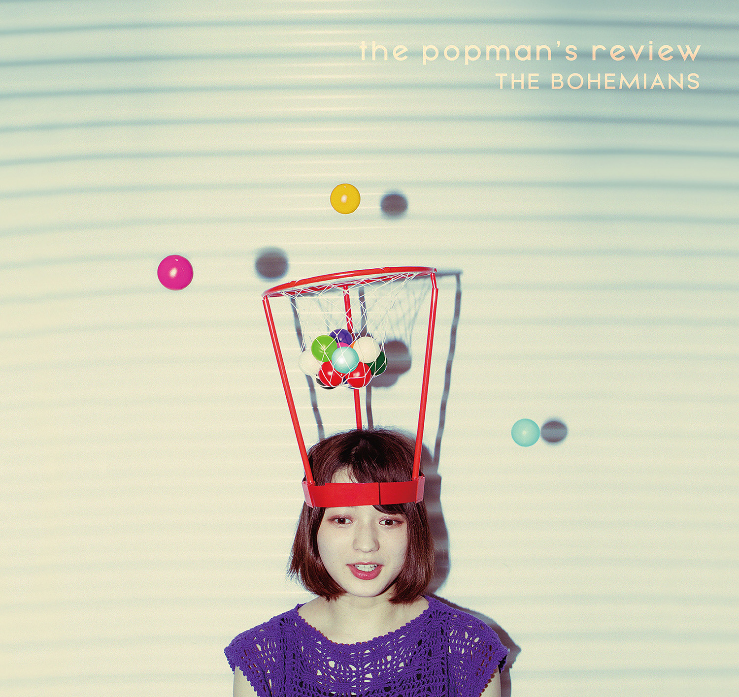 9th Album「the popman's review」