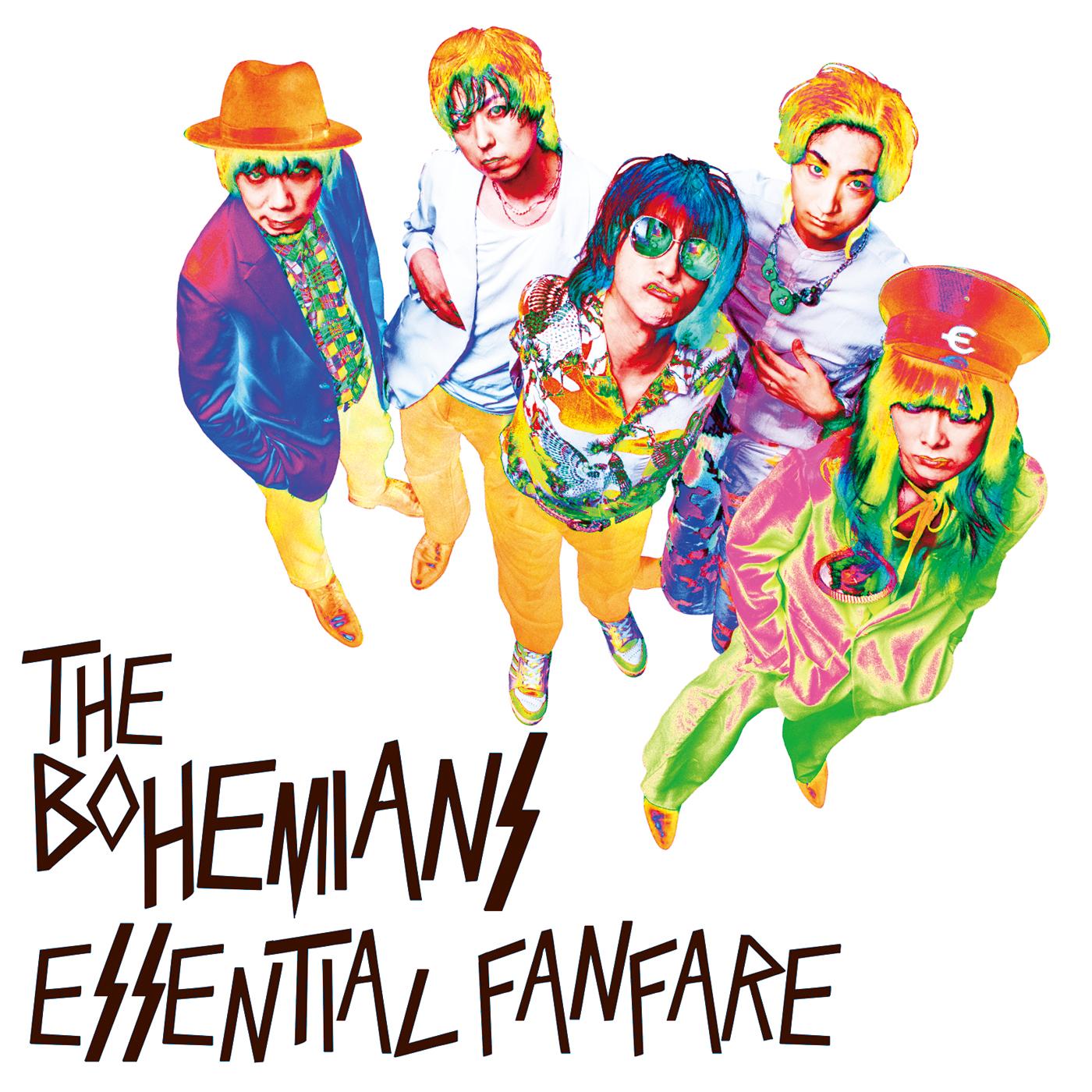 10th Album「essential fanfare」